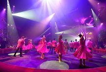 Montpellier 2014 / C'était hier soir ! History, le spectacle 2014 du Cirque Arlette Gruss triomphe lors de sa première à Montpellier ! Découvrez History jusqu'au 14 septembre .... http://www.cirque-gruss.com/tournee/ville/montpellier/history/