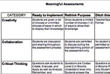 Assessment Tools / Make assessments meaningful with these teaching tools, strategies, and techniques.