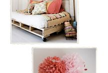 Party Themes / Lanterns pom pom