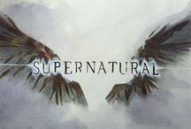 Supernatural / The american fantasy horror television series