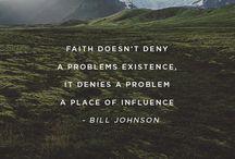Words of Bill Johnson