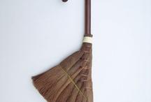 brooms  ;) / by Sabrina Ruiz