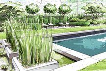wizualizacje ogrodu