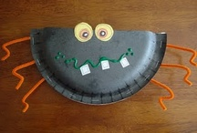 Halloween crafts / by Kandace Reed