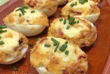 recetas huevo