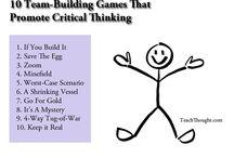 Team Building / by Jennifer Totaro
