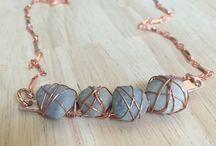 AwesomeNess1984 / Handmade jewelry
