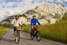 Biking  / Your adrenaline is sure to be pumping as you experience the Rockies from the seat of your bike.