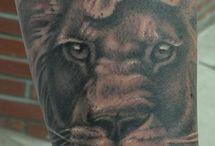 Tattoos ant