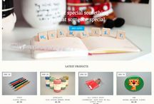 Shopify Themes / A collection of Shopify Themes to help you select a design for your next store.