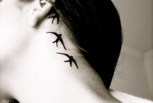 Tattoos / by Socorro Draganov