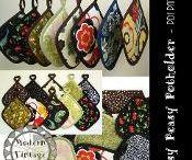 Fun with Fabric / by Tanya Christiansen-Lorenz