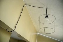 DIY light fitting