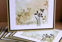Cards / Invitation cards, birthday, wedding invites