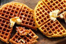 Paleo  - Waffles / paleo + primal waffle recipes!