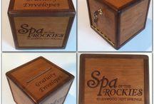 Gratuity boxes  / Gratuity boxes