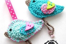 Crochet Shapes & Critters / by Cyndi Wetmiller