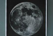 Moon Art / by Jennifer Walker