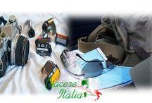 Solo Made In Italy ... / Siamo fautori di tutto ciò che viene prodotto in Italia, amiamo la nostra terra, l'artigianato e prodotti enogastronomici 100% italiani.