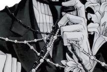 El mayordomo oscuro