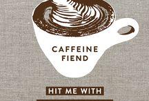 Coffee / The love of coffee