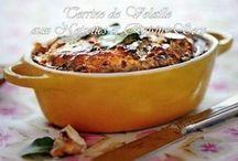 Terrines , pâtés