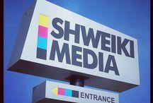 Shweiki Media Headquarters