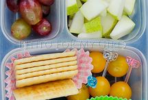 Easy School Lunches & Snack Ideas