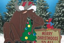 Christmas Mooses / by Brittney Fleming