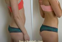 Thin Women Building Muscle—Transformations / This is a board full of Bony to Bombshell transformations. Naturally thin women building muscle, gaining weight, loving life.