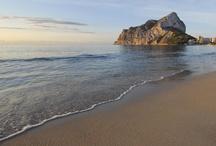 Playas y Calas - Beaches and Coves - Пляжи и бухты