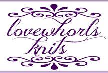 Lovewhorls Knits / by Gwilanne Carlos