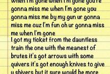 Divergent (sang)
