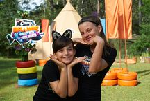 Waybad Sisters (Camp Orange: Twisted Sibings)