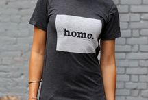 The Home T Crew Neck / The Home T Crewneck shirt is a stylish way to show off your state pride, while also helping raise money for multiple sclerosis research.  The Home T is 100% made in the USA, and we use a high-quality unisex t-shirt that is insanely soft.