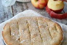 torta cuor di mele