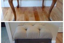 DIY furniture UpCycle  / by Coral Ray