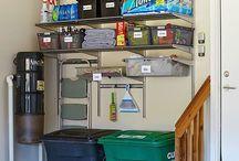 garáž nebo kůlna