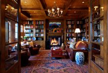 libraries/reading nooks