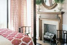 Bedroom ideas / by Missy Osha