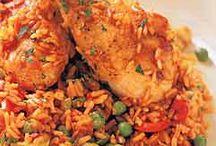 Chicken & Turkey Dishes / by Lu Mar Matias