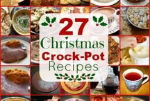 Christmas crock-pot recipes