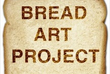 The Bread Art Project / The Bread Art Project is a website that allows everyone to create pieces of digital bread art (examples of which are shown in this post). For every bread art piece created, Grain Foods Foundations will be donating $1 to Feeding America. That $1 goes a long way as it will create seven meals, 10 pounds of food, or four bags of groceries, which will surely help the hungry.