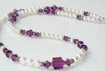 Wires 'n' Beads: Neckpieces