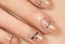 Bracelet Nail Trend - biżuteria na paznokciach