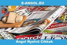 Angol Nyelvű Cikkek / Itt érdekes témájú, angol nyelvű cikkeket találsz. Minden cikk végén van angol-magyar szójegyzék is, mely megkönnyíti a megértést.