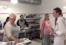 Atelier du chocolat de Pâques / Atelier du chocolat de Pâques organise sur Aix en Provence avec 8 bloggueuses de la région pour apprendre à fabriquer ses chocolats de Pâques