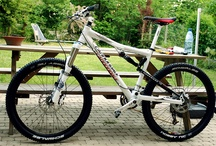 Cannondale Lefty's / Awesome mountain bike