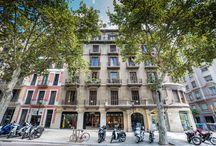 Proyecto Lupo / Espacio Aretha ha colaborado con Lupo Barcelona en el proyecto de iluminación de la nueva Flagship Store de Barcelona en el emblemático Paseo de Gracia.