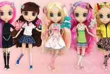 les dolls que je veux